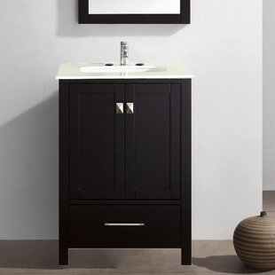 Pichardo Contemporary 24 Single Bathroom Vanity Set by Brayden Studio