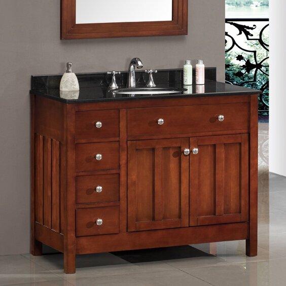 ove decors lyon 42 single bathroom vanity set reviews wayfair