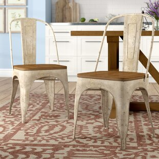 Bargain Fortier Dining Chair (Set of 2) by Laurel Foundry Modern Farmhouse Reviews (2019) & Buyer's Guide