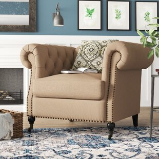 Find for Calila Barrel Chair by Birch Lane™ Heritage Reviews (2019) & Buyer's Guide