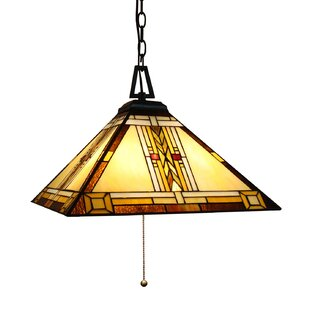 Astoria Grand Hackmore 3-Light Inverted Pendant