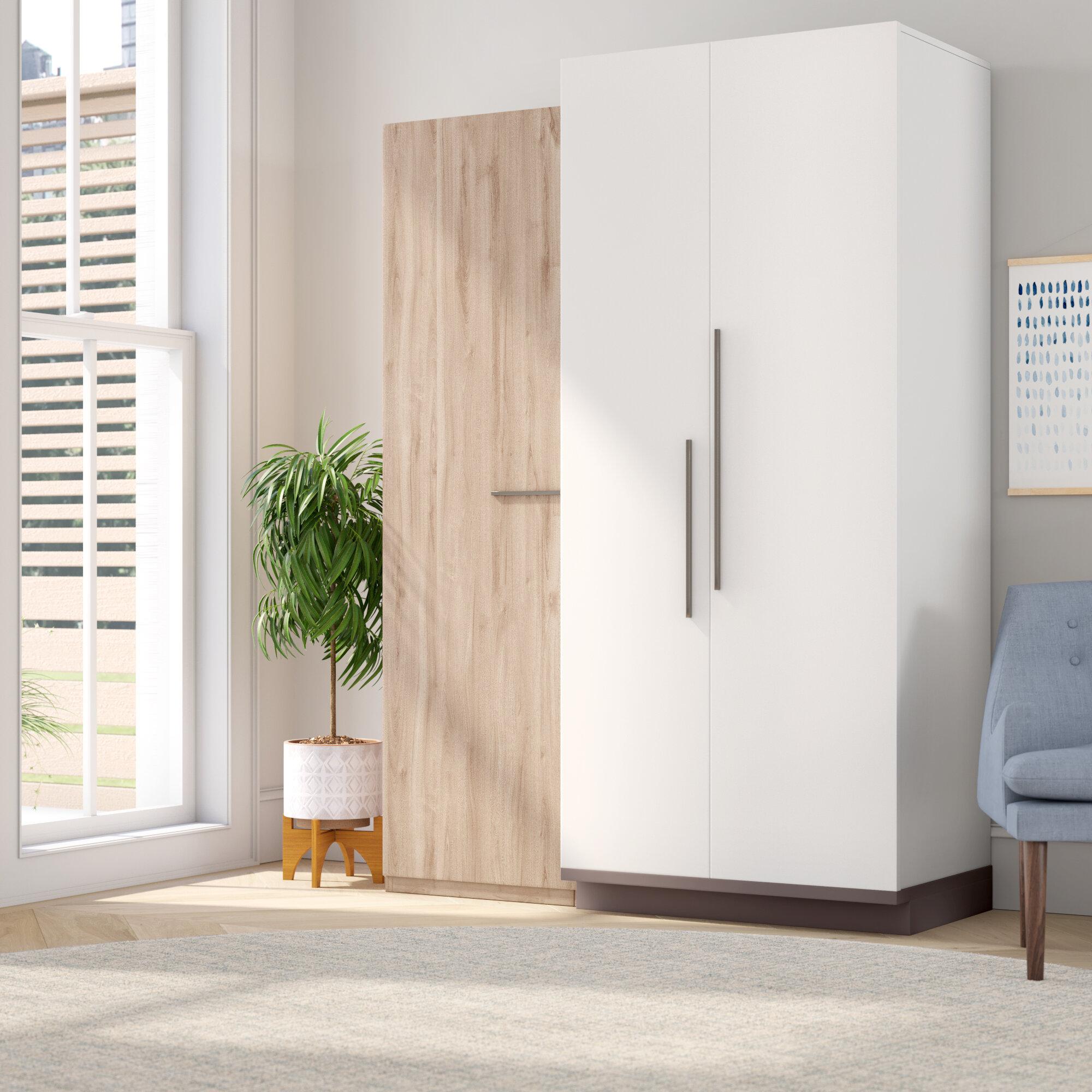 Hilbert 11 Door Wardrobe Armoire