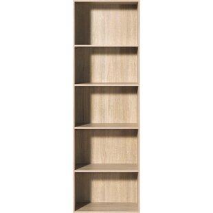 Rowley Storage Standard Bookcase Union Rustic