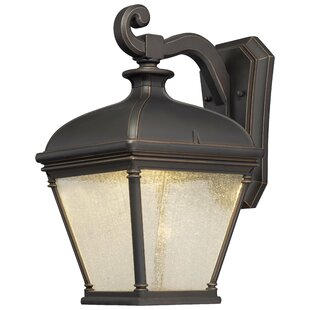 Lauriston Manor 1-Light Outdoor Wall Lantern