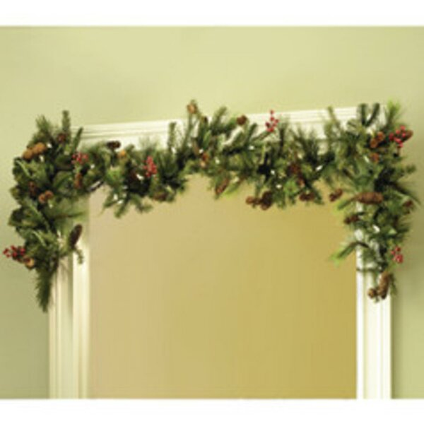 Christmas Front Door Garland Wayfair