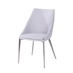 Osgood Modern Upholstered Dining Chair (Set of 2) by Brayden Studio