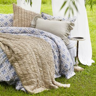Amity Home Rutched Quilt