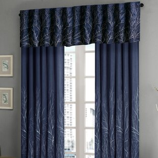 Blue Valances U0026 Kitchen Curtains Youu0027ll Love   Wayfair