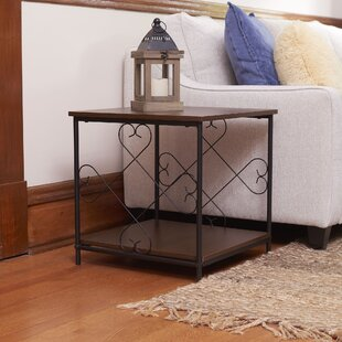 Sumter End Table by Fleur De Lis Living