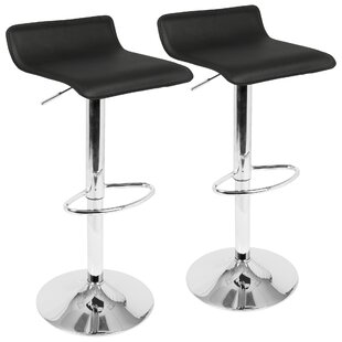 Awesome Camargo Adjustable Height Swivel Bar Stool Set Of 2 Andrewgaddart Wooden Chair Designs For Living Room Andrewgaddartcom