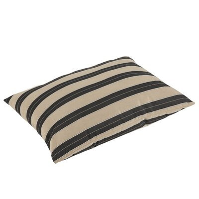 Edmon Berenson Tuxedo Indoor/Outdoor Floor Pillow by Darby Home Co Best