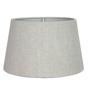 28cm Linen Drum Lamp Shade