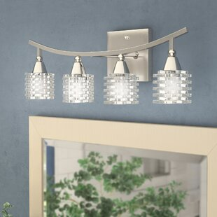 Find Lihua 4-Light Vanity Light By Orren Ellis