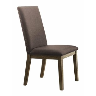 Alina Upholstered Dining Chair (Set of 2) by Foundry Select