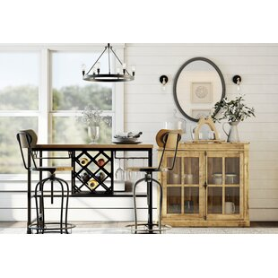 Elberton Solid Wood Dining Chair (Set of ..
