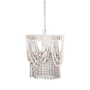 House of Hampton Aurick 1-Light Novelty P..