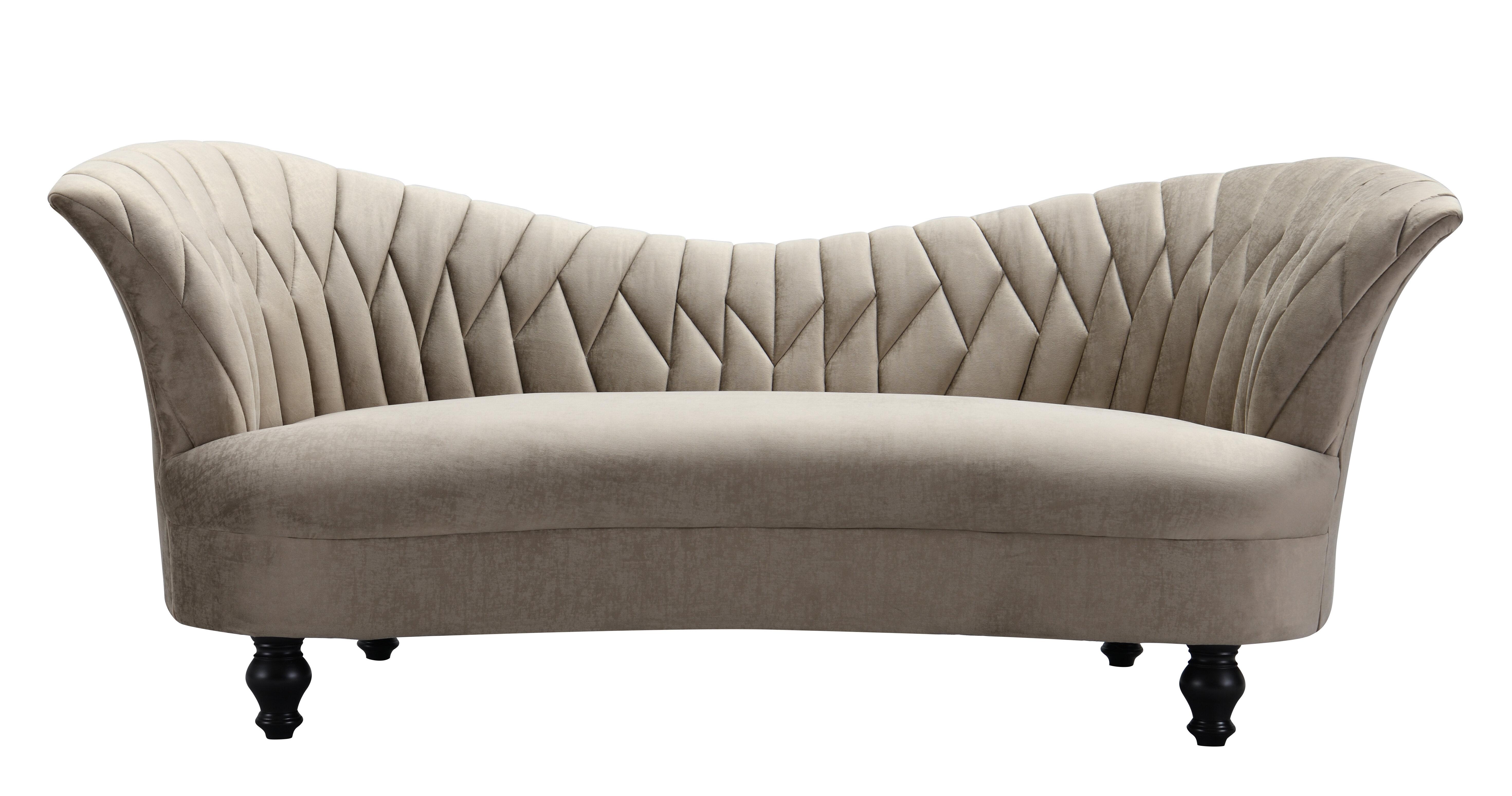 ed curved sofa