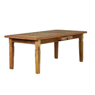 Resch Solid Wood Dining Table Bloomsbury Market