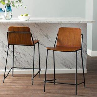 Phenomenal Tremper 30 Swivel Bar Stool Set Of 2 By Millwood Pines Inzonedesignstudio Interior Chair Design Inzonedesignstudiocom