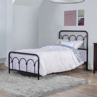 Valadez Platform Bed by August Grove