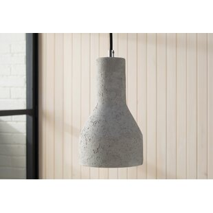 Brayden Studio Olszewski 1-Light Cone Pendant