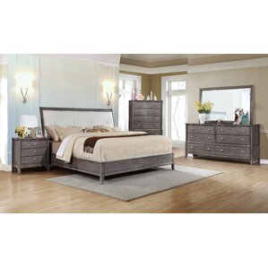 Tanya Panel Configurable Bedroom Set