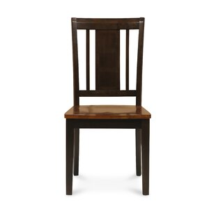Dacosta Solid Wood Dining Chair (Set of 2)