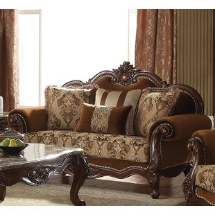 Affordable Nelumbo Loveseat by Astoria Grand Reviews (2019) & Buyer's Guide
