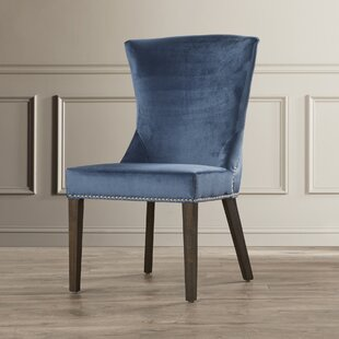 Sunpan Modern 5West Sabrina Parsons Upholstered Dining Chair