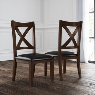Pettry Upholstered Dining Chair (Set of 2)