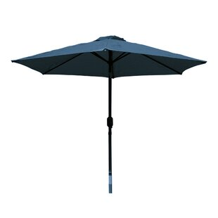 Beverly 2.5m Traditional Parasol By Freeport Park