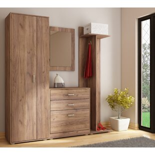 Degnan 4 Piece Hallway Set By Natur Pur