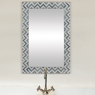 Fallon Modern Accent Mirror