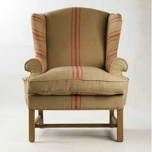 Barnicle Wingback Chair