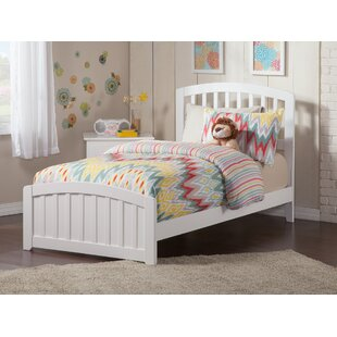 Luisa Twin XL Panel Bed by Viv + Rae