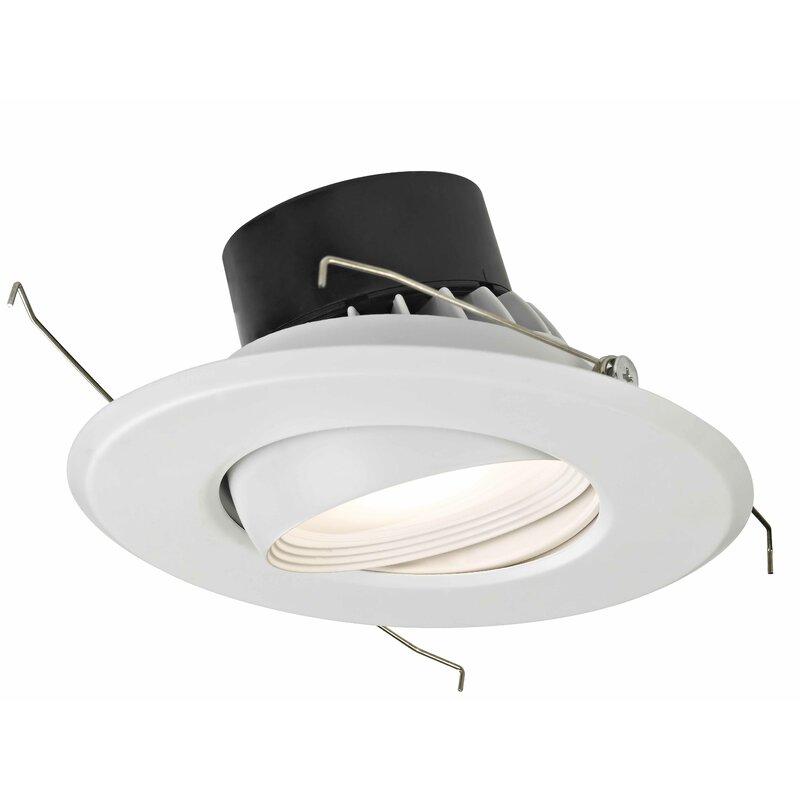 6 Led Recessed Lighting Kit Camba