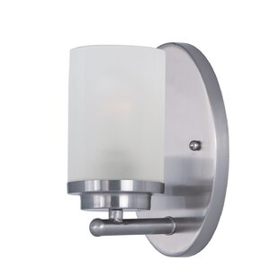 Latitude Run Callender 1-Light Bath Sconce