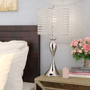 Marengo Crystal 27 Table Lamp