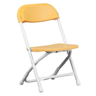 Classroom Plastic Folding Chair by Flash Furniture