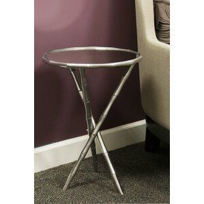 Apamea Round End Table by Willa Arlo Interiors