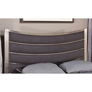 Affordable Montego Upholstered Panel Headboard by Hillsdale Furniture