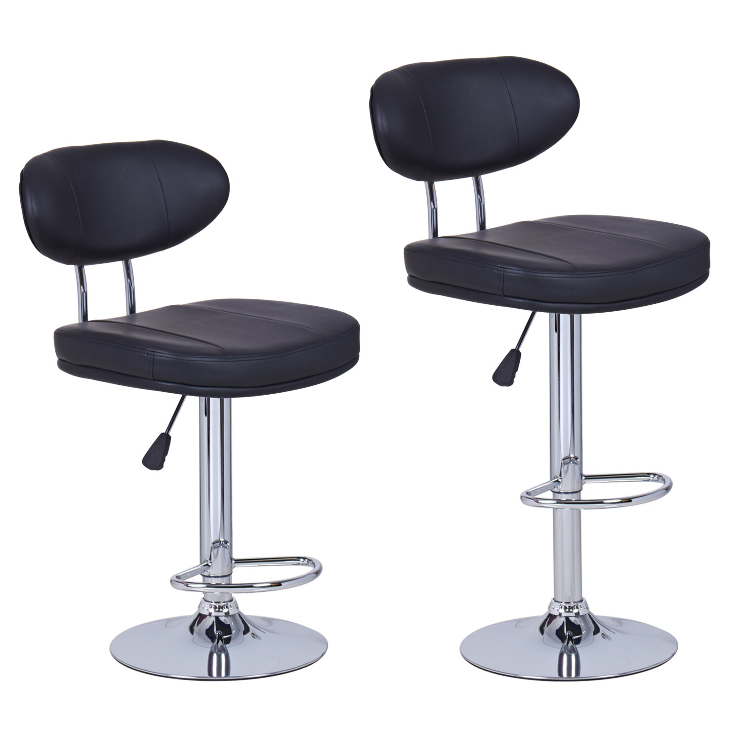 Brilliant Adjustable Height Swivel Bar Stool Gmtry Best Dining Table And Chair Ideas Images Gmtryco