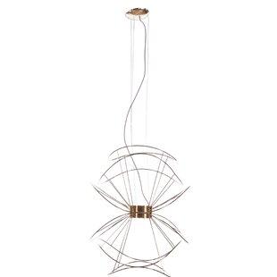 Brayden Studio Anaya 1-Light LED Novelty Pendant