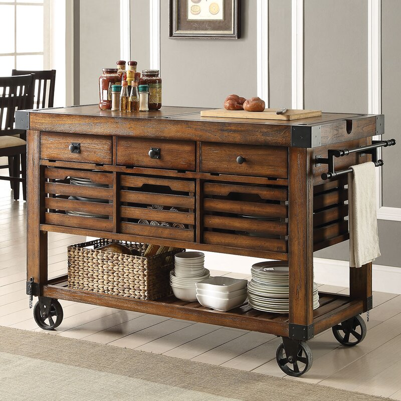 Charmant Kaif Kitchen Cart