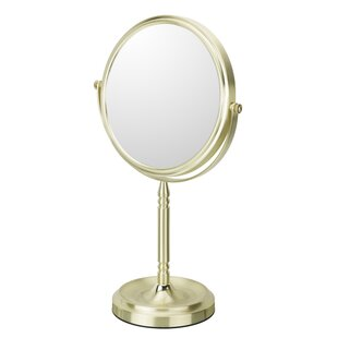 Mirror Image Magnified Makeup Mirror