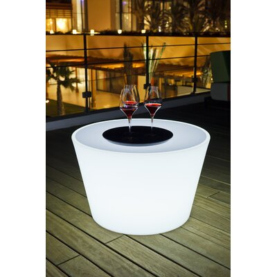 Bass Plastic/Resin Coffee Table by Smart & Green Wonderful