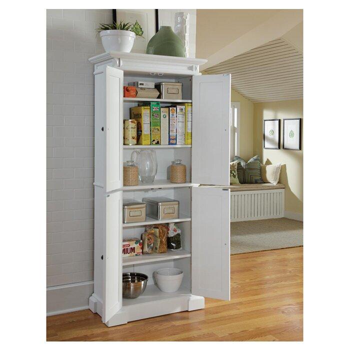 "Kitchen Cabinets Liquidation: Collette 72"" Kitchen Pantry & Reviews"