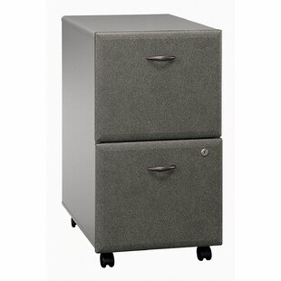 Bush Business Furniture Series A 2 Drawer Vertical File Cabinet