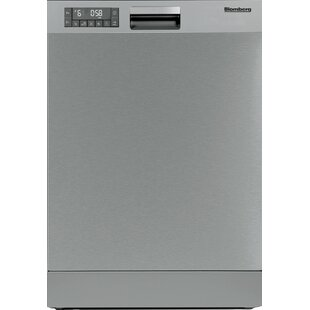 24 49 dBA Built-In Front Dishwasher by Blomberg