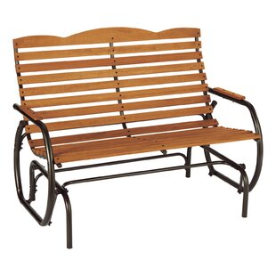 Millwood Pines Jerome Country Glider Bench